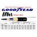 """Шланг для автомобильных кондиционеров GOOD YEAR GALAXY GDY 4826 12 mm 1/2"""" G10 толстостенный США"""