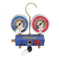 Манометрический коллектор 2-ходовой R410A/R407C/R22 D80 Mastercool 58103-EB