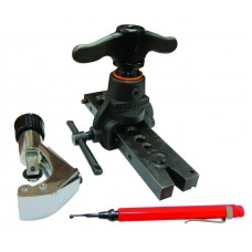 Набор Mastercool 70060: Вальцовка 70059, риммер-карандаш 71685, труборез 70033