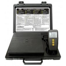 Весы электронные в кейсе CPS CC220