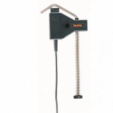 Зонд-зажим (NTC) для труб диаметром от 5 до 65 мм, фиксированный кабель 1.2 м (0613 5605)