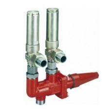 Клапан запорный двойной DSV 1 (148F3005)