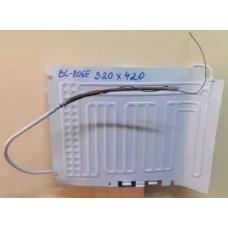 Испаритель (для R - 295) 295,19,01,01,00 - 01 для бытовых холодильников 440 мм х 380 мм