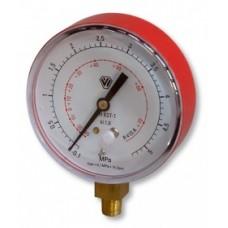 Манометр DSEH (80 мм) R-410 высокое давление