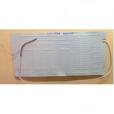 Испаритель LSC - 338 для бытовых холодильников BN 485 мм х 1025 мм