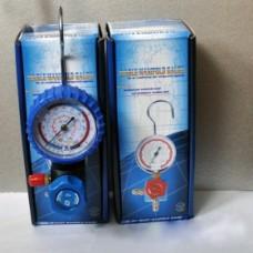 Коллектор ABL R-12, R-22, R-134, R-404 алюмин. корпус низкое давление