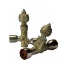 Регулятор давления кипения KVS 15 16 x 16 мм 5/8 x 5/8 дюйм с Смотровым стеклом (034G4252)