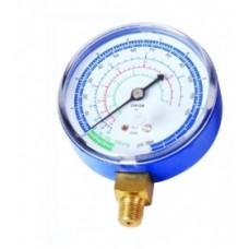 Мановакуумметр DSZL (68 мм) с глицерином R-12, R-22, R-134, R-404 низкое давление