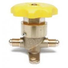 Вентиль запорный (1/4 SAE ) 2100B-0404 (5151)