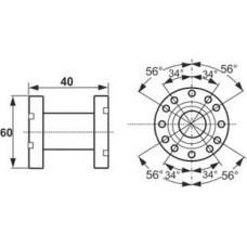 Адаптер для регуляторов масла OM0-CUA