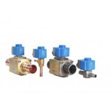 Клапан терморегулирующий с электроприводом (18 x 18 мм, прямой) AKV15-2 (068F5006)