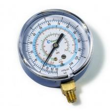 Мановакуумметр 80 мм. (R22; R134a; R404A; R407C) BCJL-N